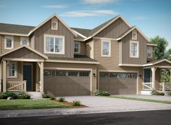 Ascent - Palisade Park West - Paired Homes: Broomfield, Colorado - Lennar