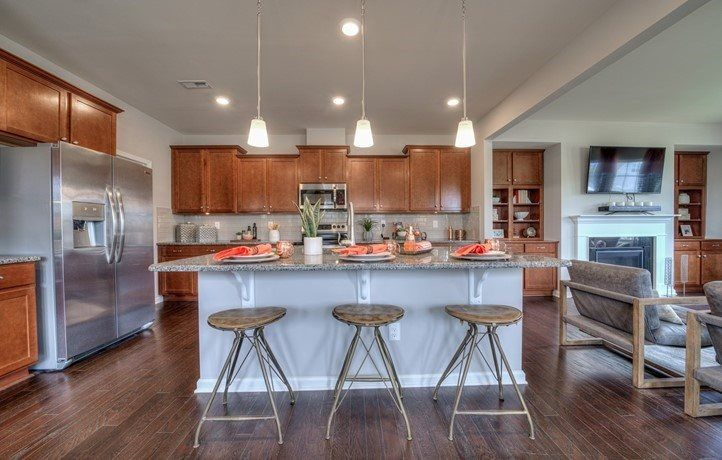 'The Pines Villas' by Lennar - Charlotte in Greenville-Spartanburg