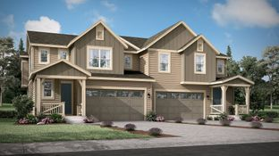 Spire - Buffalo Highlands - Paired Homes: Commerce City, Colorado - Lennar