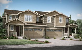 Buffalo Highlands - Paired Homes by Lennar in Denver Colorado