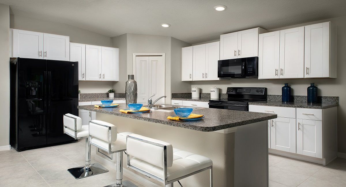 Kitchen featured in the Hartford By Lennar in Tampa-St. Petersburg, FL