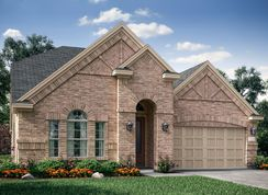 Fairfield II w/Theater - Lonestar Estates: Euless, Texas - Lennar