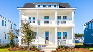 COOSAW - Carolina Park - Phase 10 & 12: Mt Pleasant, South Carolina - Lennar