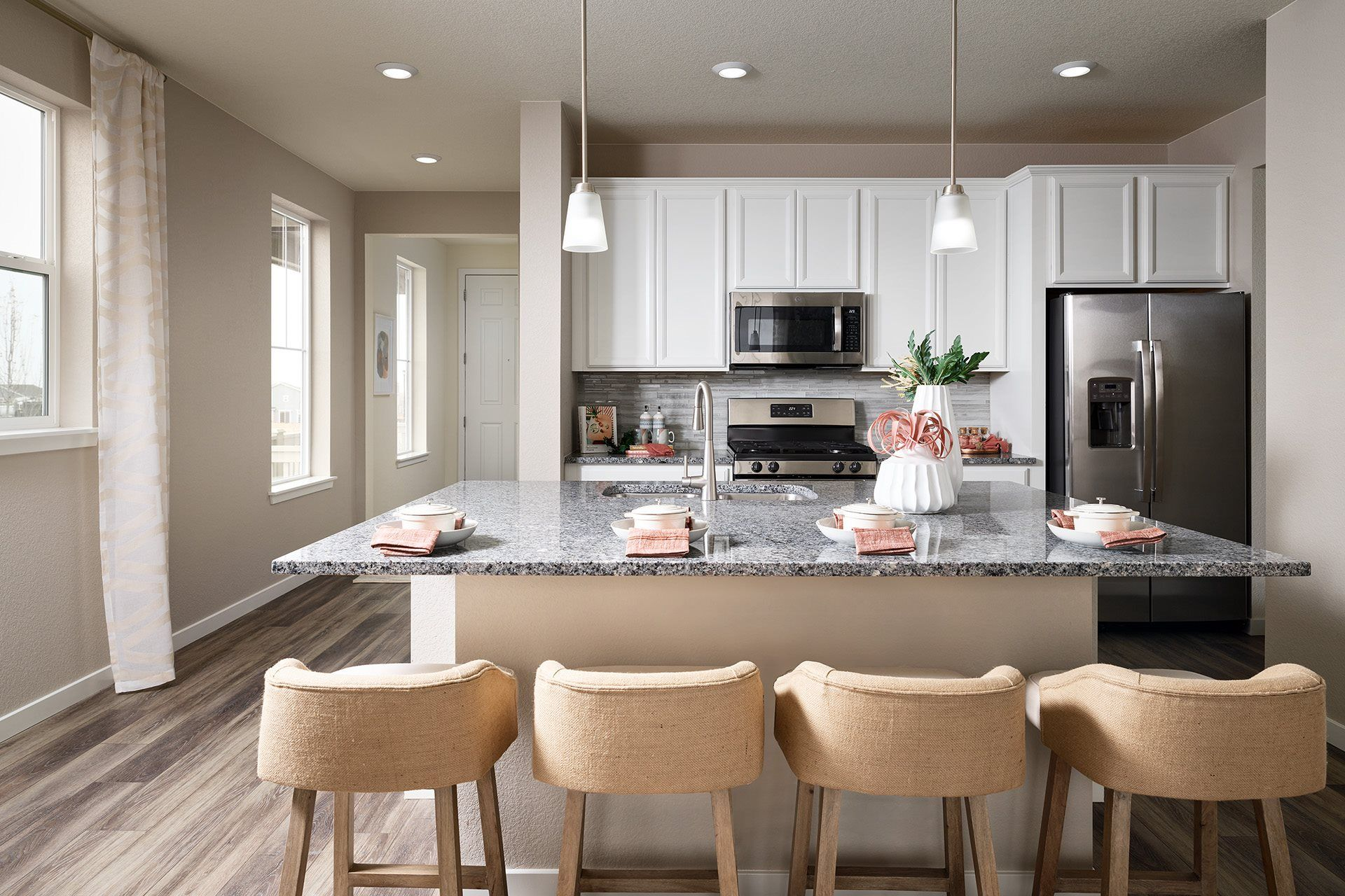 Kitchen featured in the Plateau By Lennar in Denver, CO