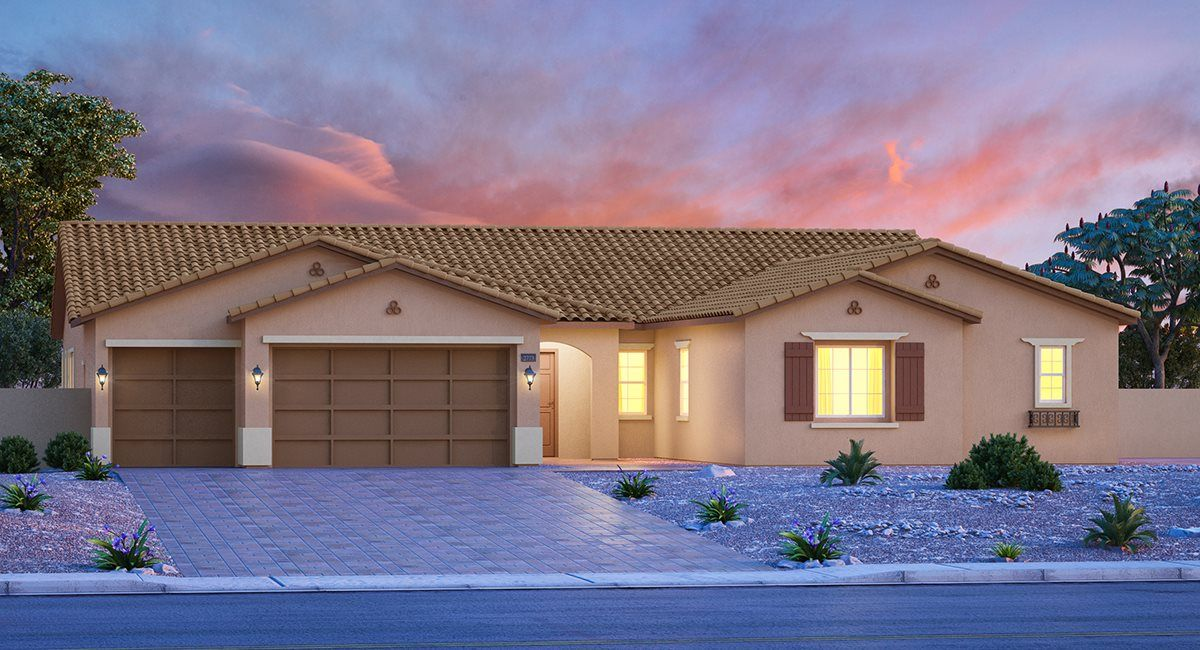 Exterior featured in the William By Lennar in Las Vegas, NV