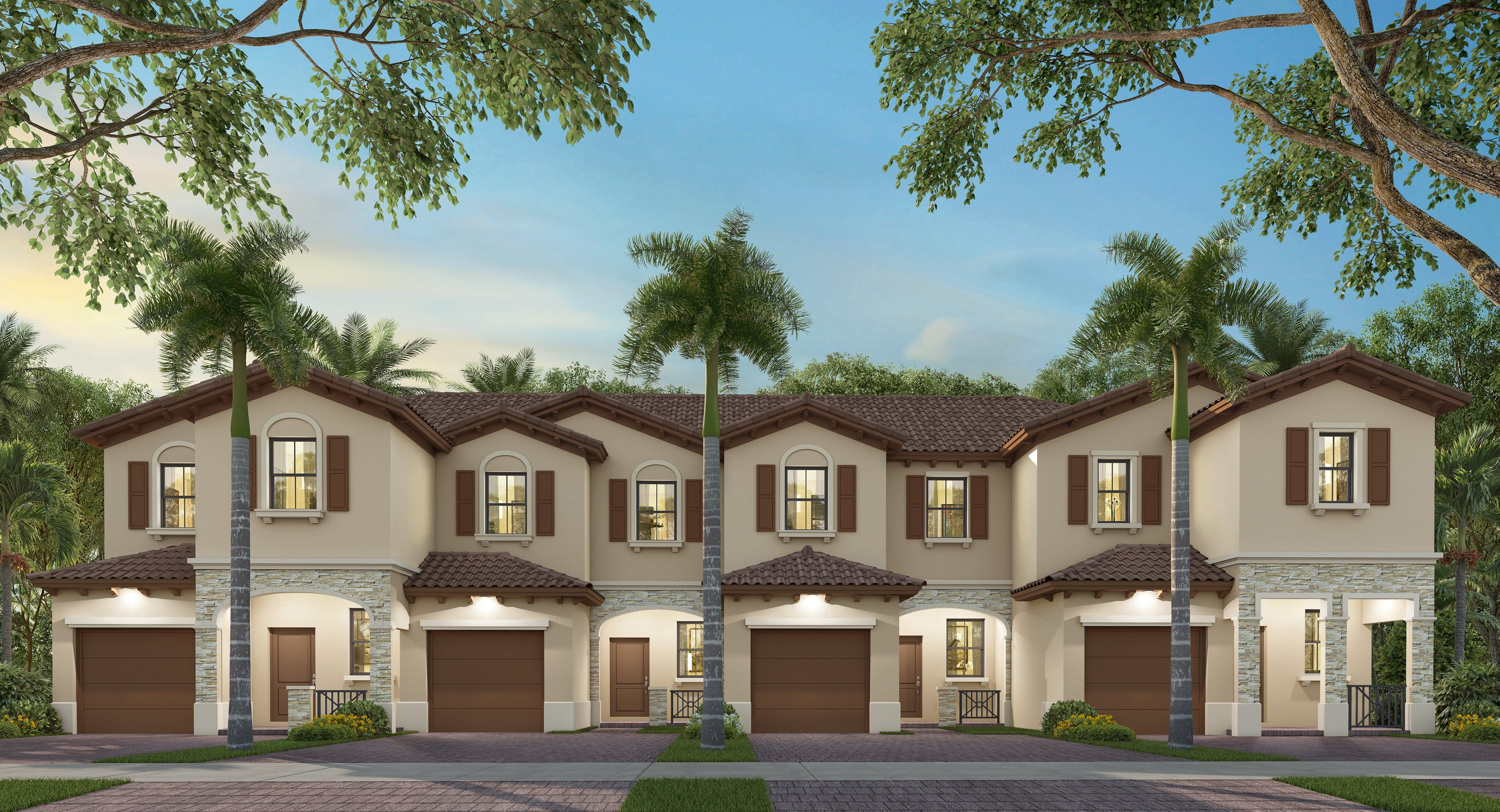 Exterior featured in the Marsielle By Lennar in Miami-Dade County, FL