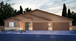 Eleanor - Silverado Valley - The Estates: Las Vegas, Nevada - Lennar