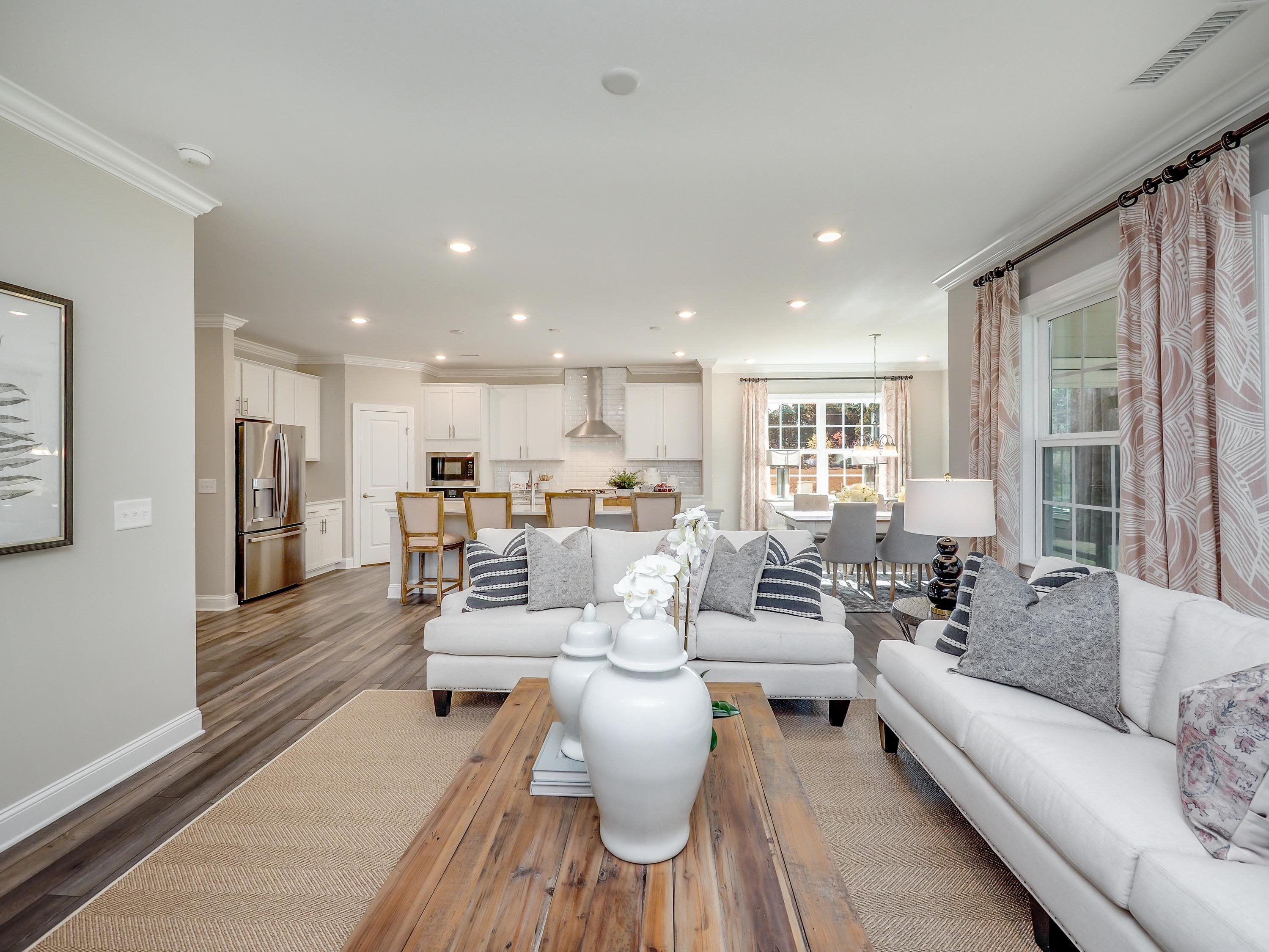Living Area featured in the Dover II By Lennar in Raleigh-Durham-Chapel Hill, NC