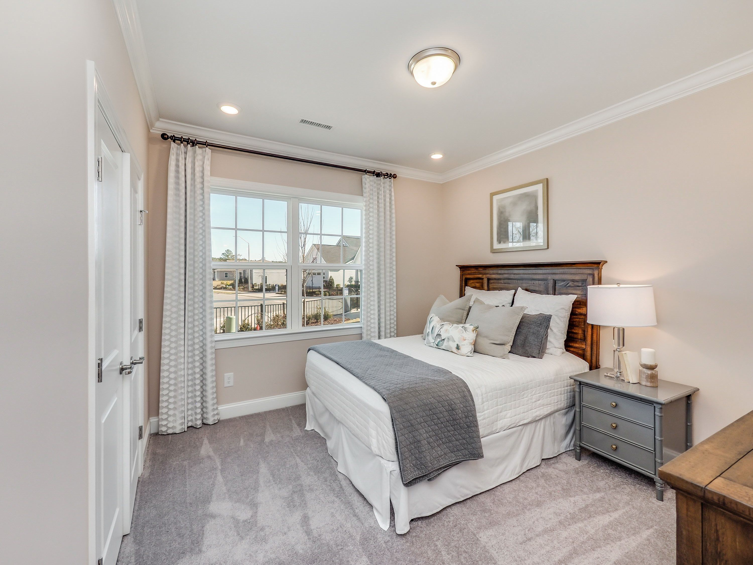 Bedroom featured in the Dover II By Lennar in Raleigh-Durham-Chapel Hill, NC