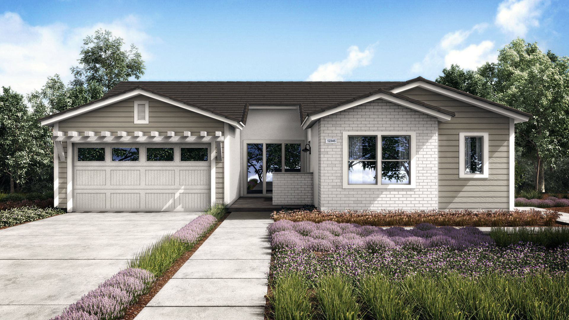 Exterior featured in the Solstice - Next Gen By Lennar in Visalia, CA