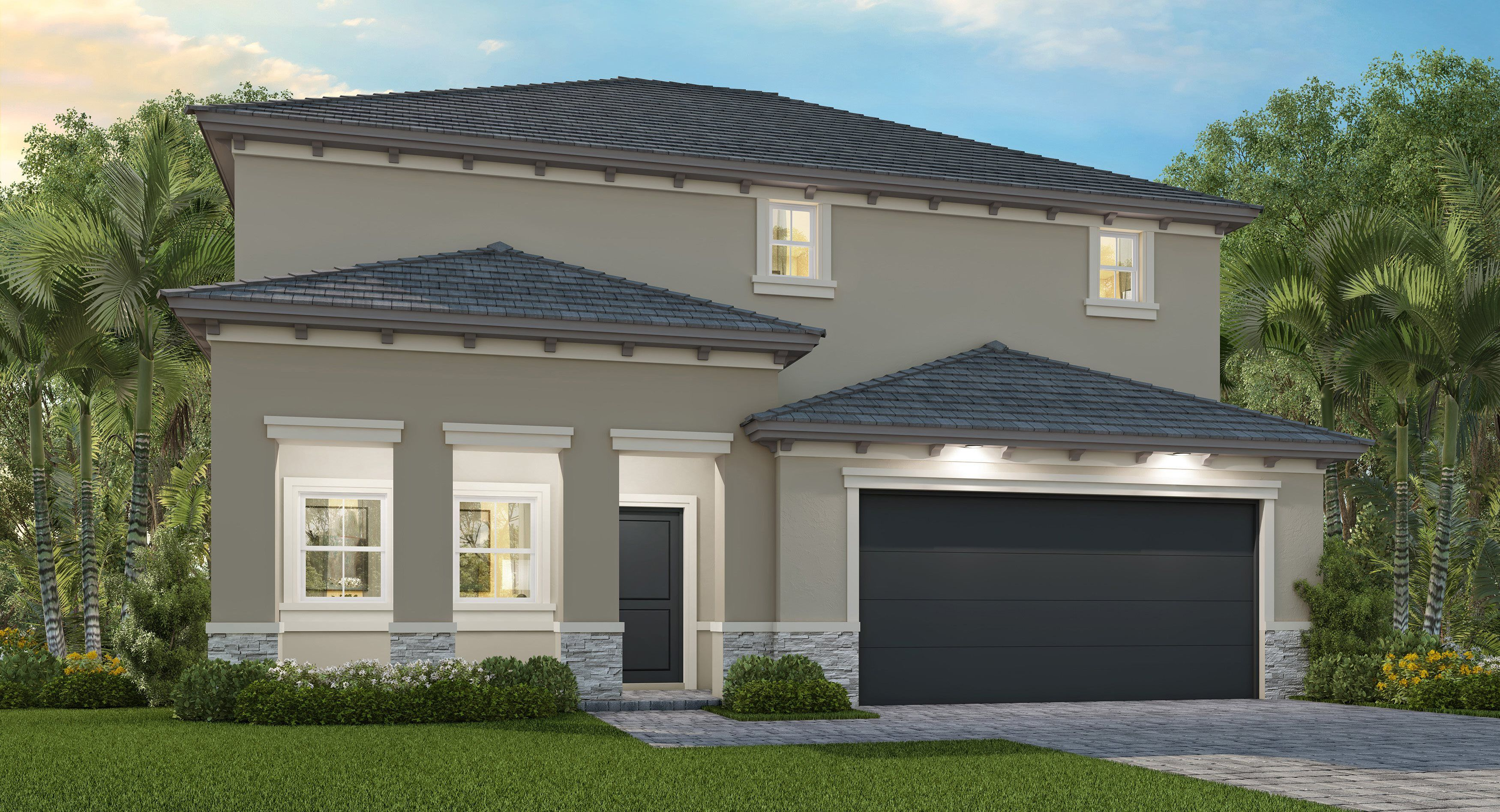 Exterior featured in the Lumio By Lennar in Miami-Dade County, FL