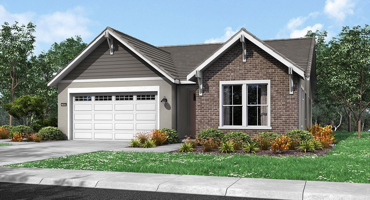 Exterior featured in the Residence 2309 By Lennar in Sacramento, CA