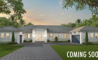 Savannah Ranch Estates by Lennar in Miami-Dade County Florida