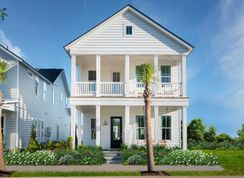 ELLIOT - Summers Corner - The Village - Row Collection: Summerville, South Carolina - Lennar