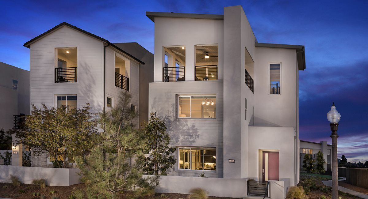 Exterior featured in the Residence 2X By Lennar in Orange County, CA