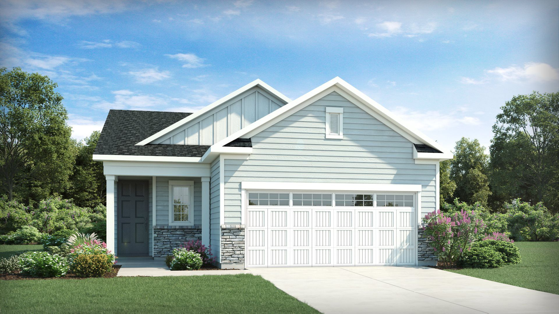 Exterior featured in the Buchanan By Lennar in Raleigh-Durham-Chapel Hill, NC