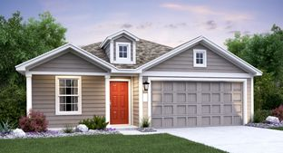 Nettleton - Northeast Crossing - Cottage & Watermill Collections: San Antonio, Texas - Lennar