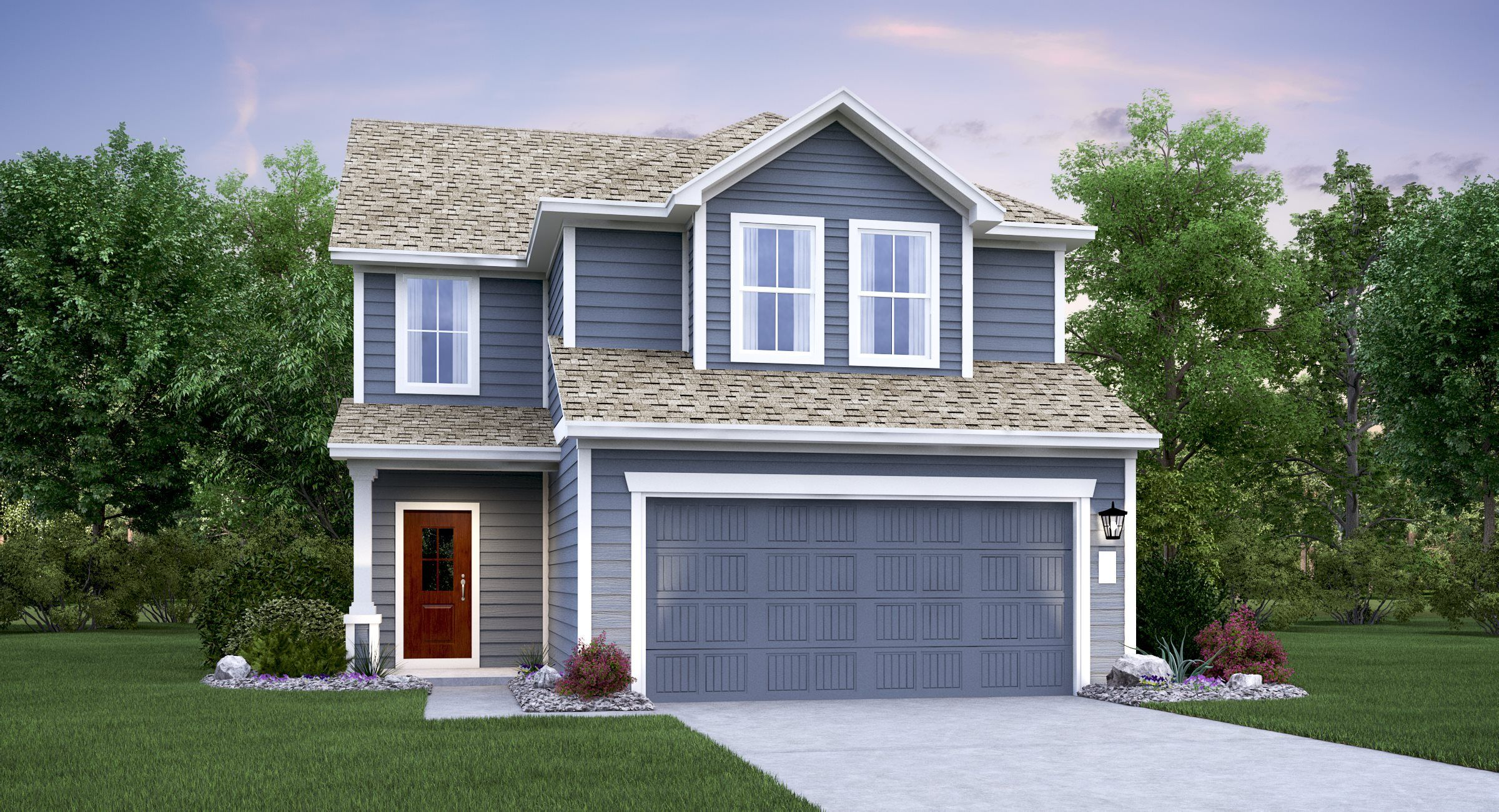 Exterior featured in the Vinewood By Lennar in Austin, TX