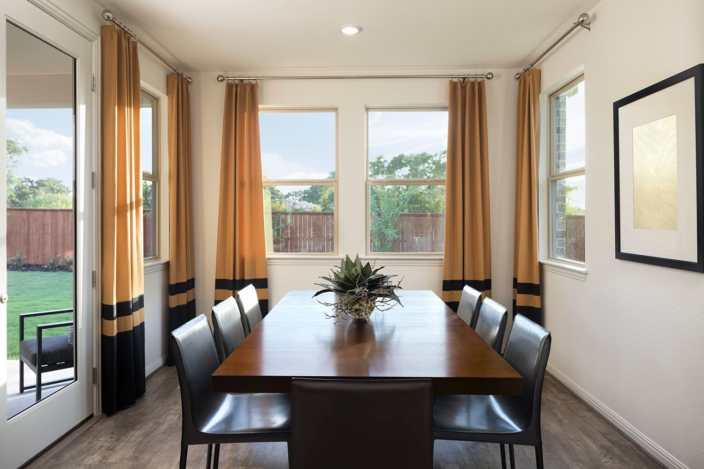 'Oaks at San Gabriel - Carleton Collection' by Lennar - Austin Homebuilding in Austin