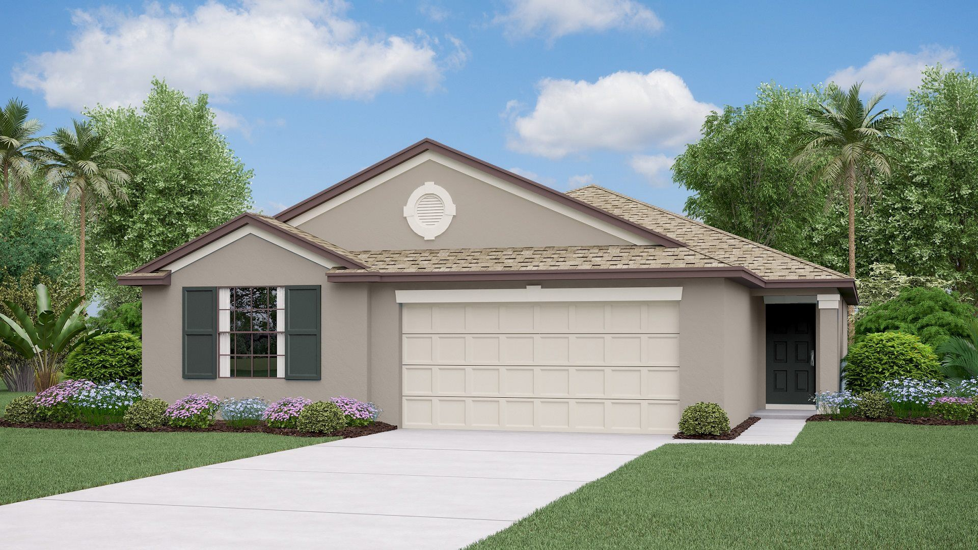 Exterior featured in the Harrisburg By Lennar in Fort Myers, FL