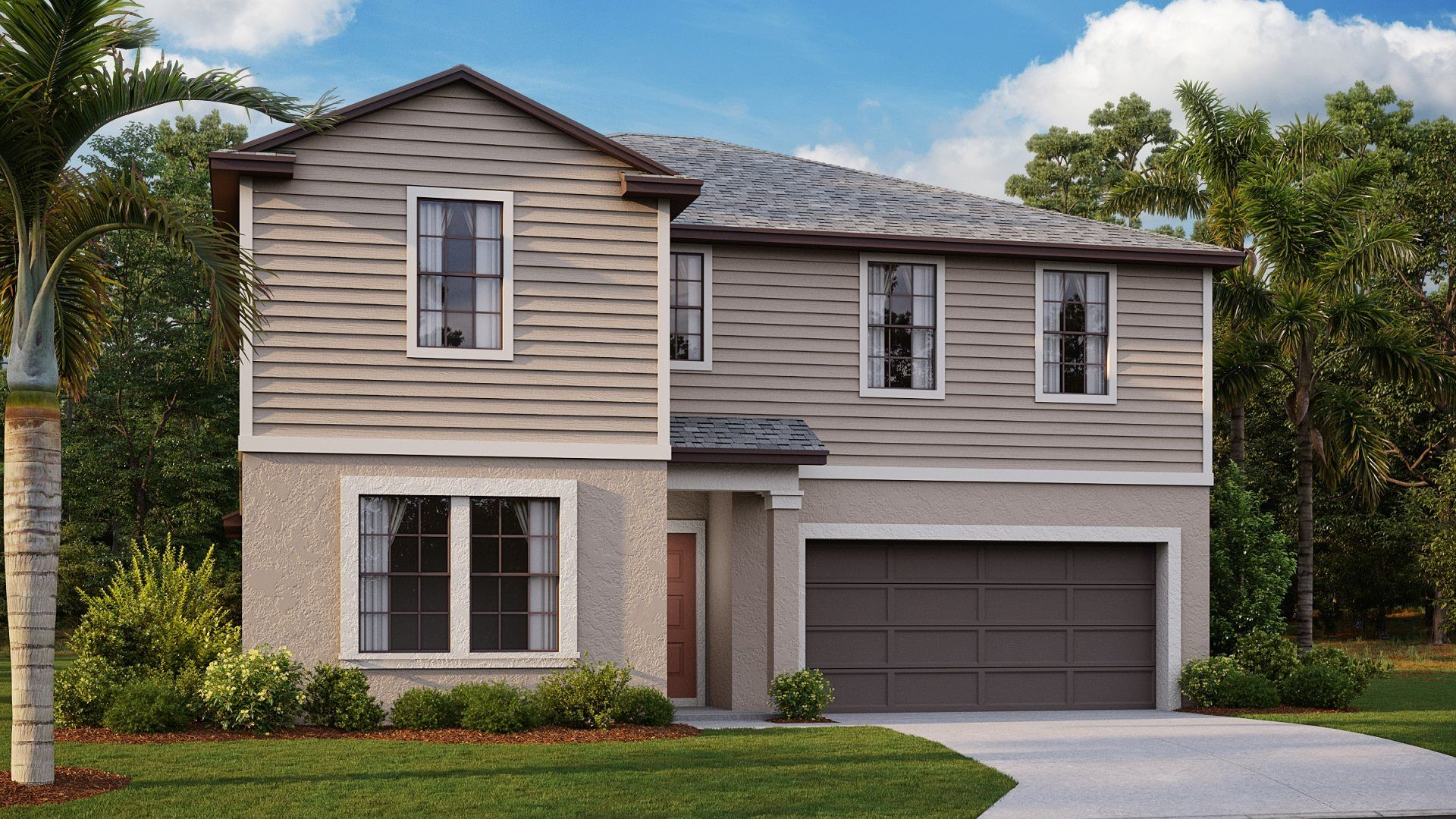 Exterior featured in the Trenton By Lennar in Fort Myers, FL