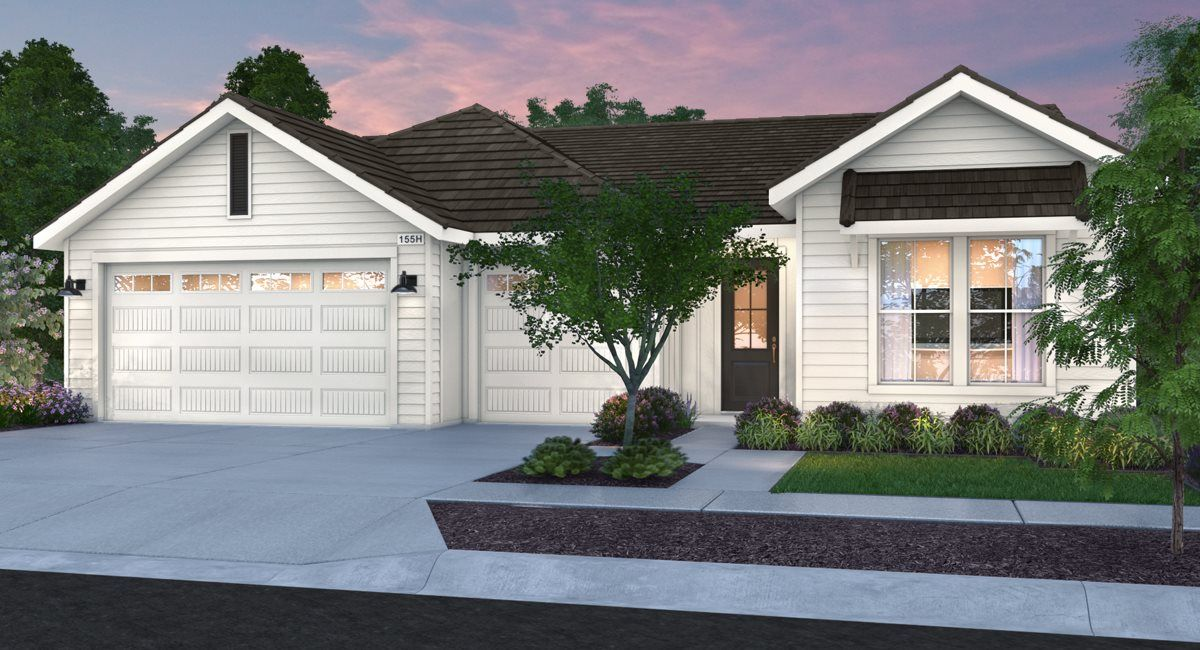 Exterior featured in the Muir By Lennar in Bakersfield, CA