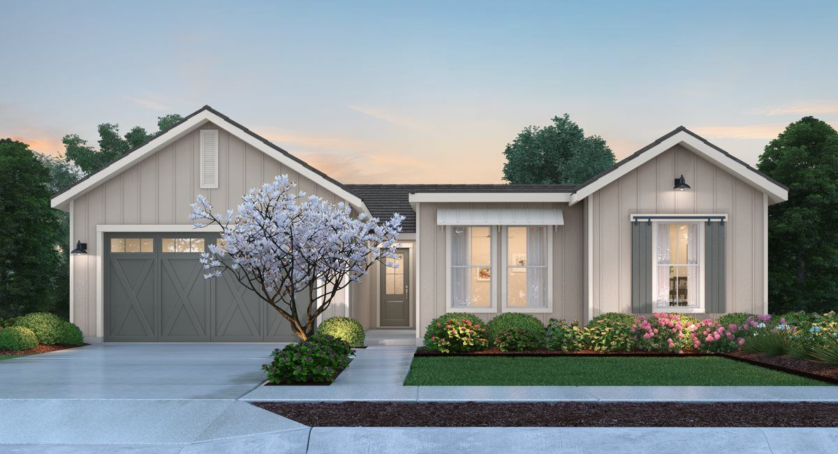 Exterior featured in the Sutter By Lennar in Bakersfield, CA