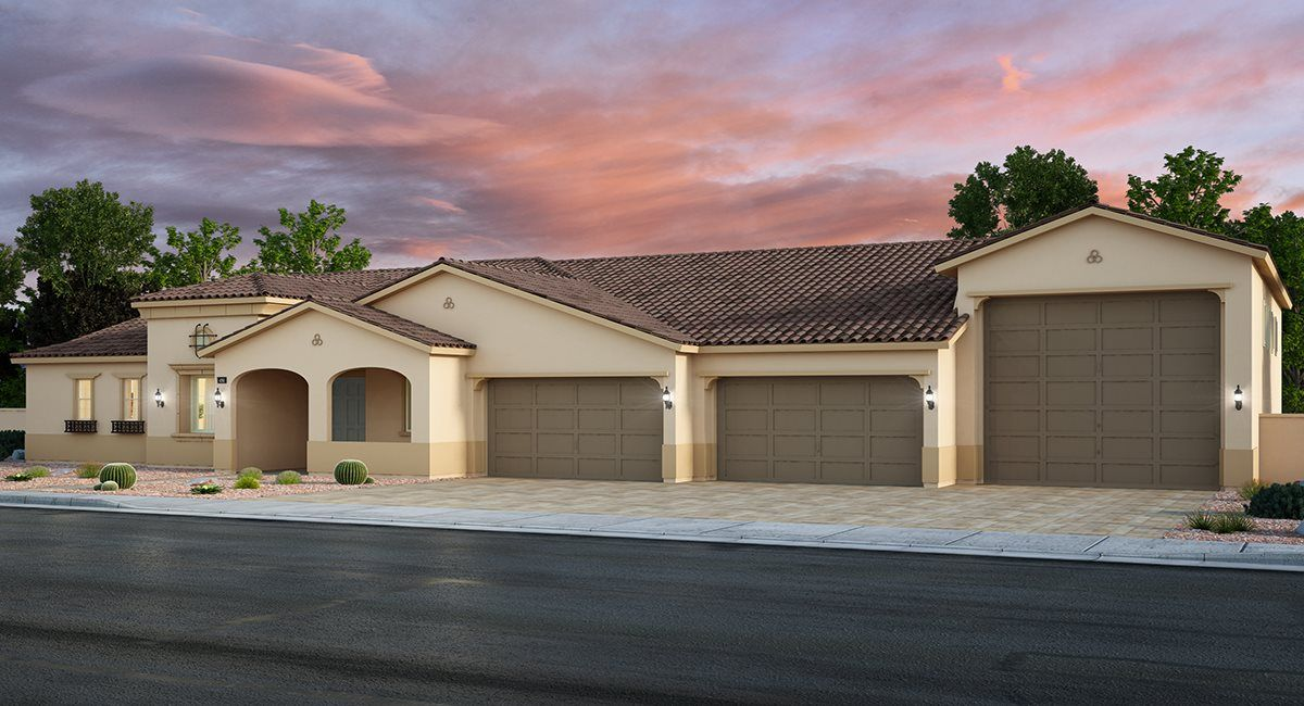 Exterior featured in the Ellington By Lennar in Las Vegas, NV