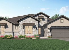 Attwood - Vistas at Klein Lake - Classic Collection: Spring, Texas - Village Builders