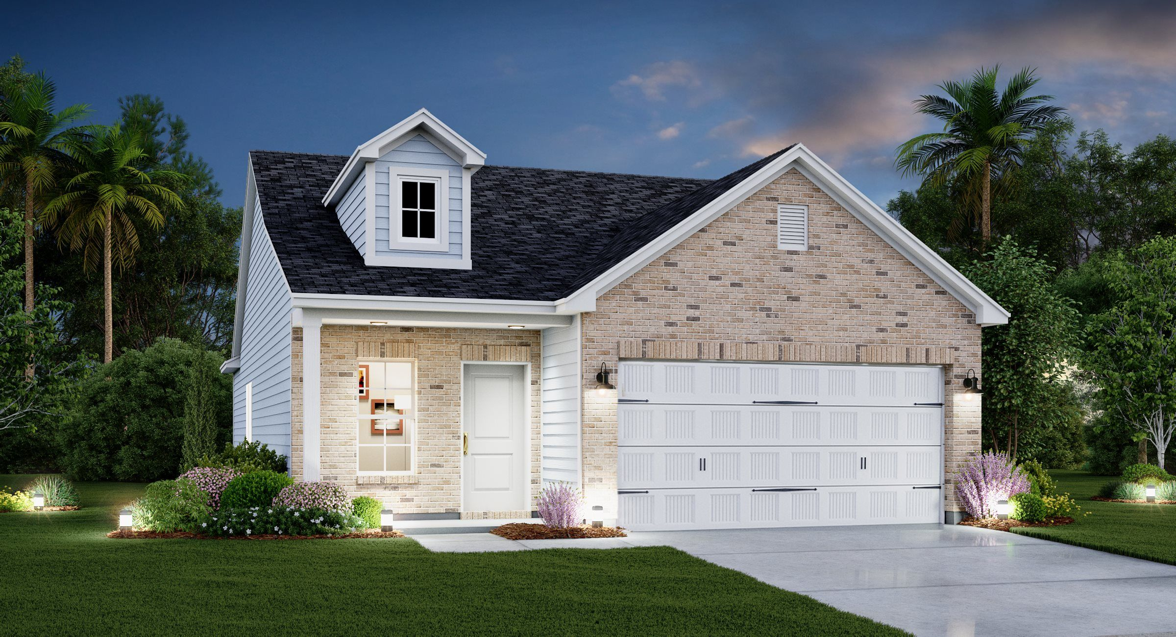 Exterior featured in the RUSSELL By Lennar in Myrtle Beach, SC