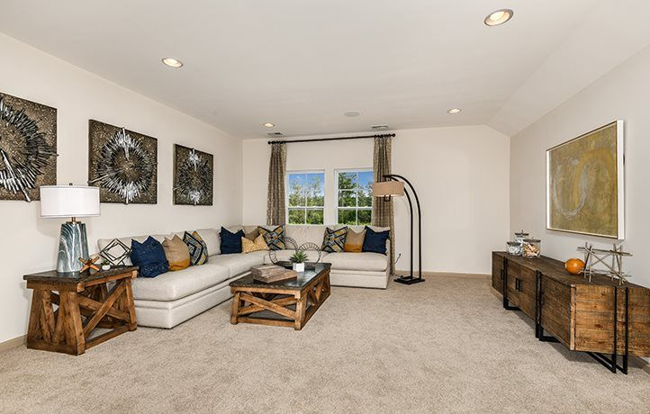 Living Area featured in the RUSSELL By Lennar in Myrtle Beach, SC