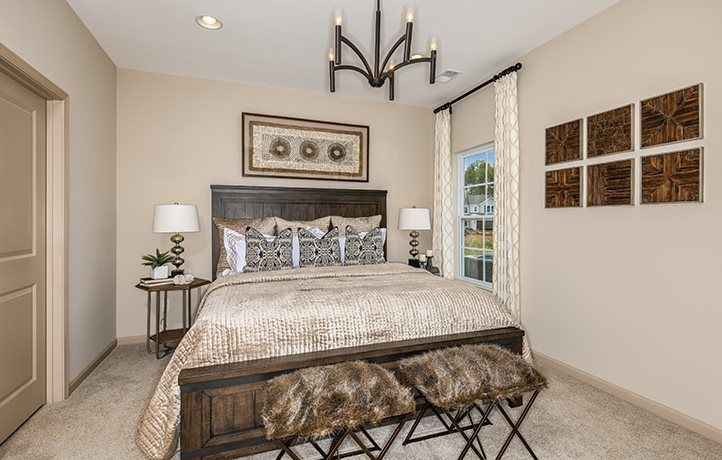 Bedroom featured in the RUSSELL By Lennar in Myrtle Beach, SC