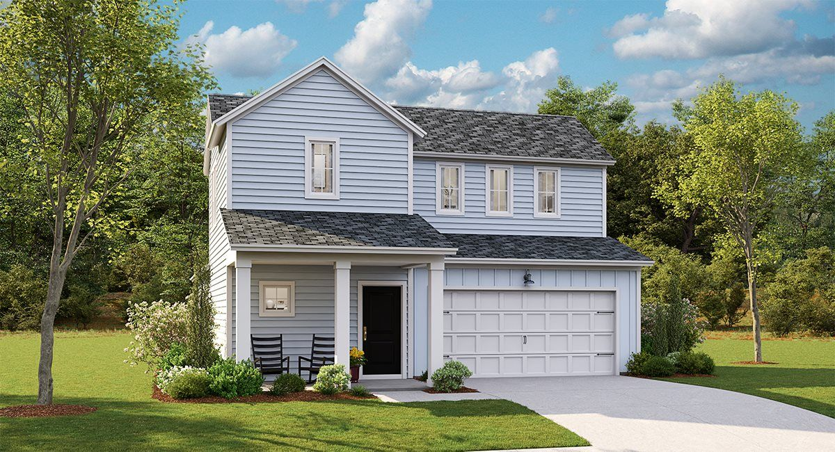 Exterior featured in the PALMETTO By Lennar in Myrtle Beach, SC