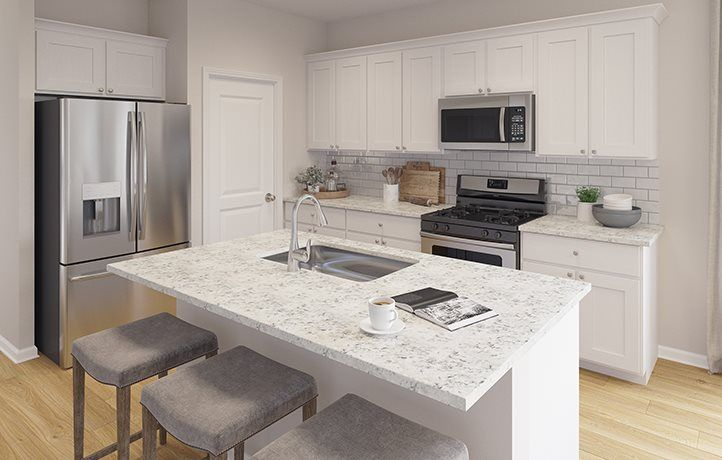 Kitchen featured in the PALMETTO By Lennar in Myrtle Beach, SC