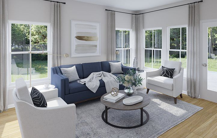 Living Area featured in the PALMETTO By Lennar in Myrtle Beach, SC