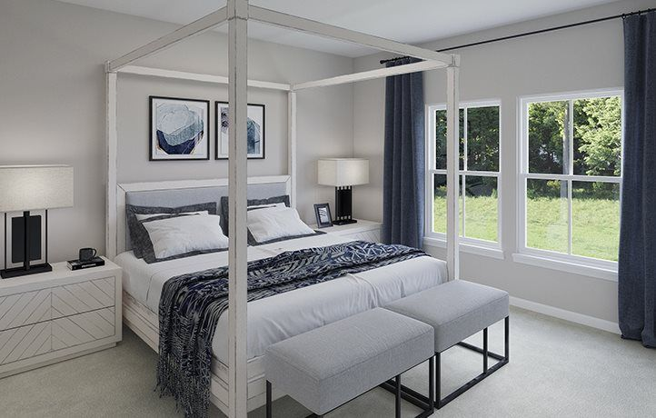 Bedroom featured in the PALMETTO By Lennar in Myrtle Beach, SC
