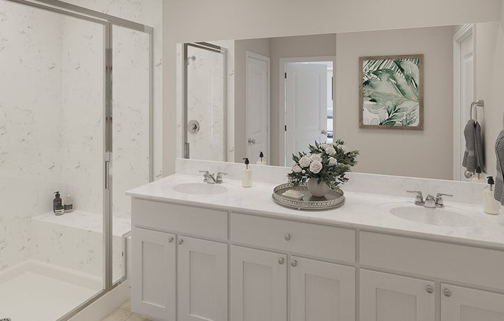 Bathroom featured in the PALMETTO By Lennar in Myrtle Beach, SC