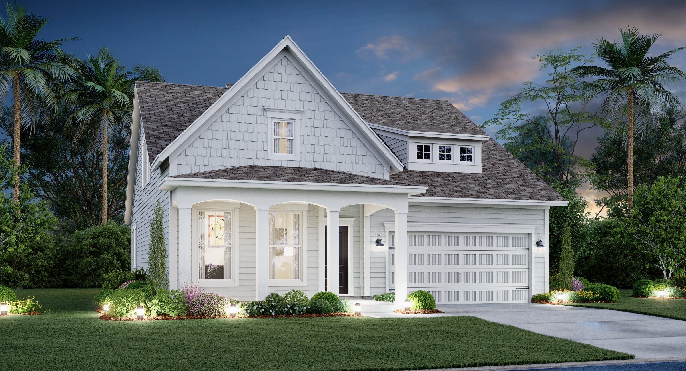 Exterior featured in the HENNINGER By Lennar in Myrtle Beach, SC