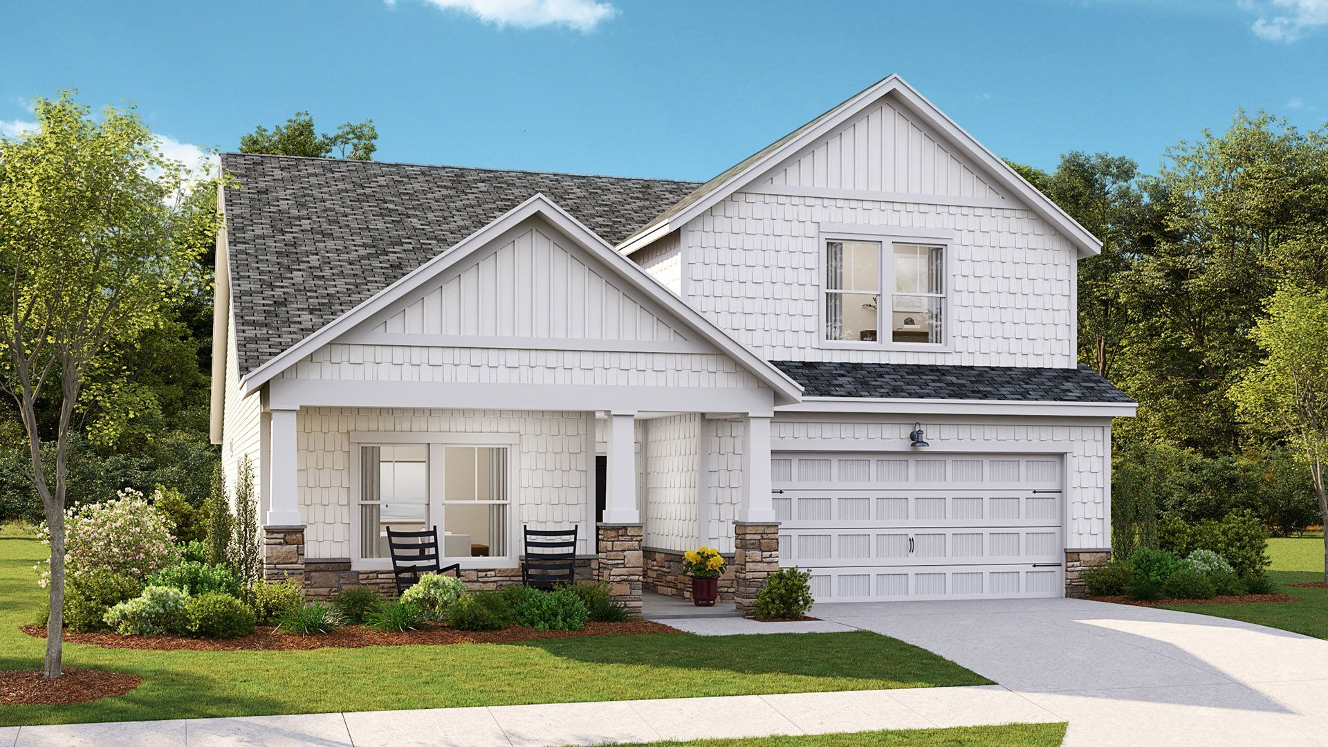 Exterior featured in the ST PHILLIPS By Lennar in Wilmington, NC