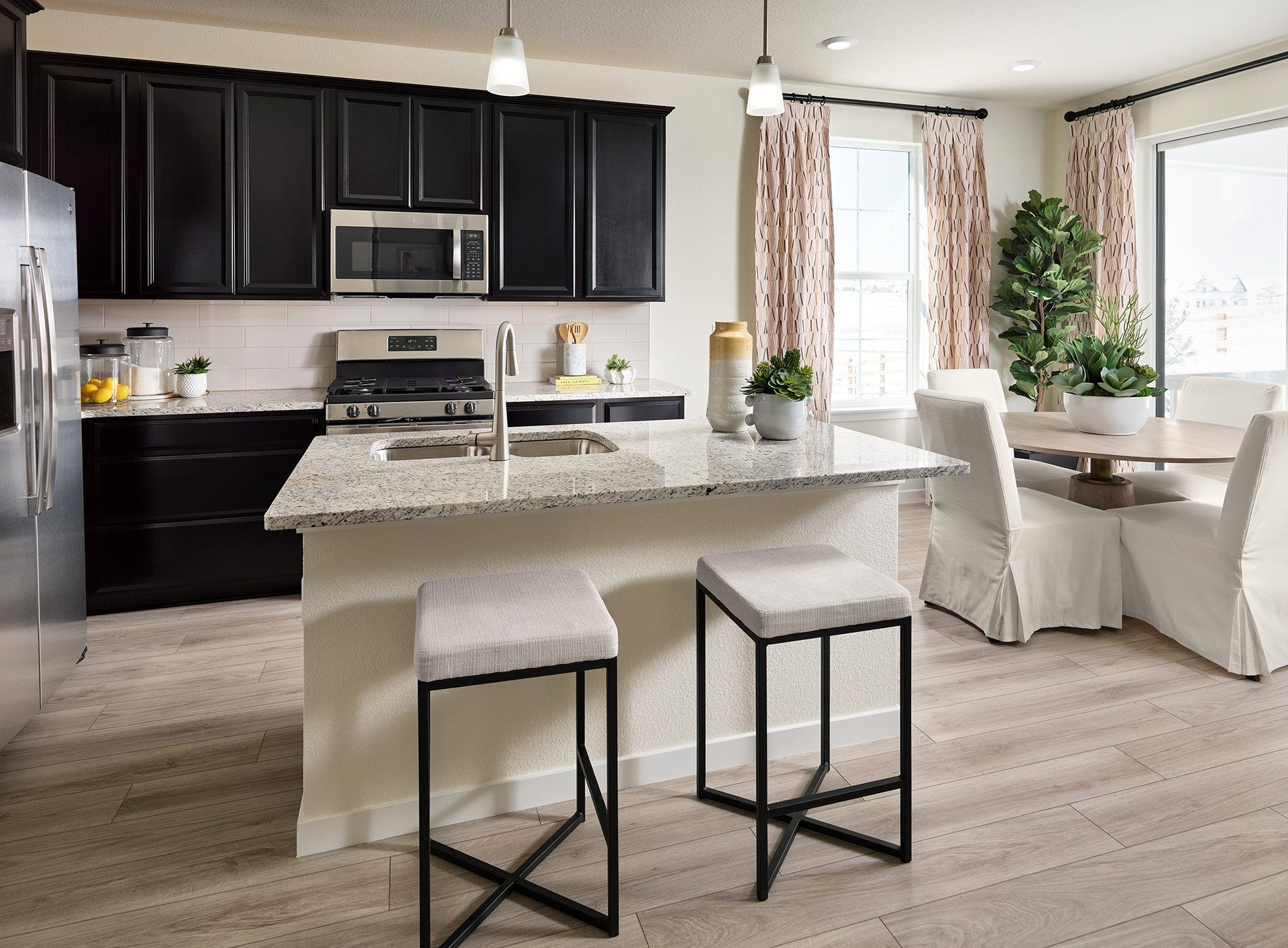 Kitchen featured in the Snowmass By Lennar in Denver, CO