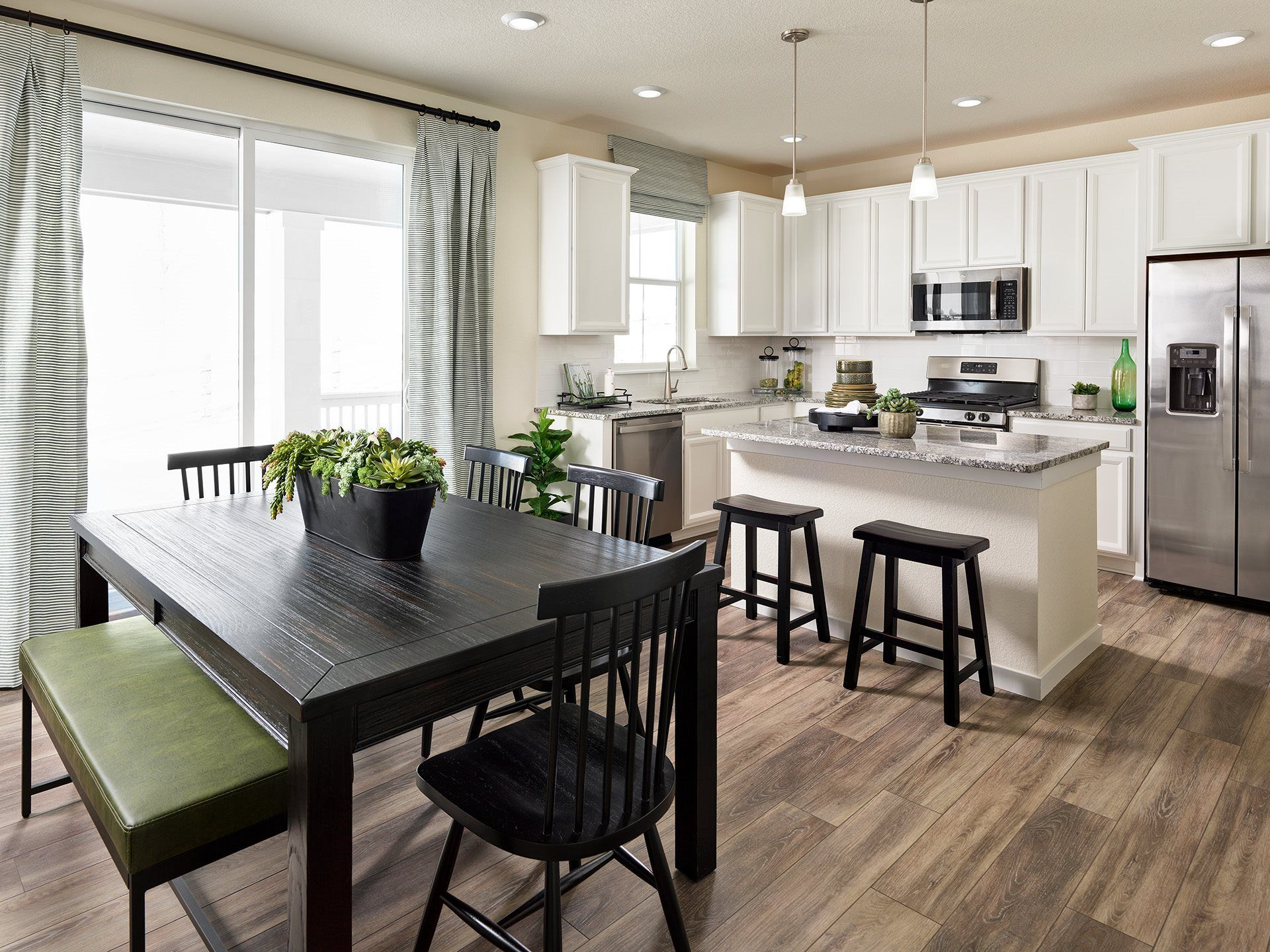Kitchen featured in the Tabor By Lennar in Denver, CO