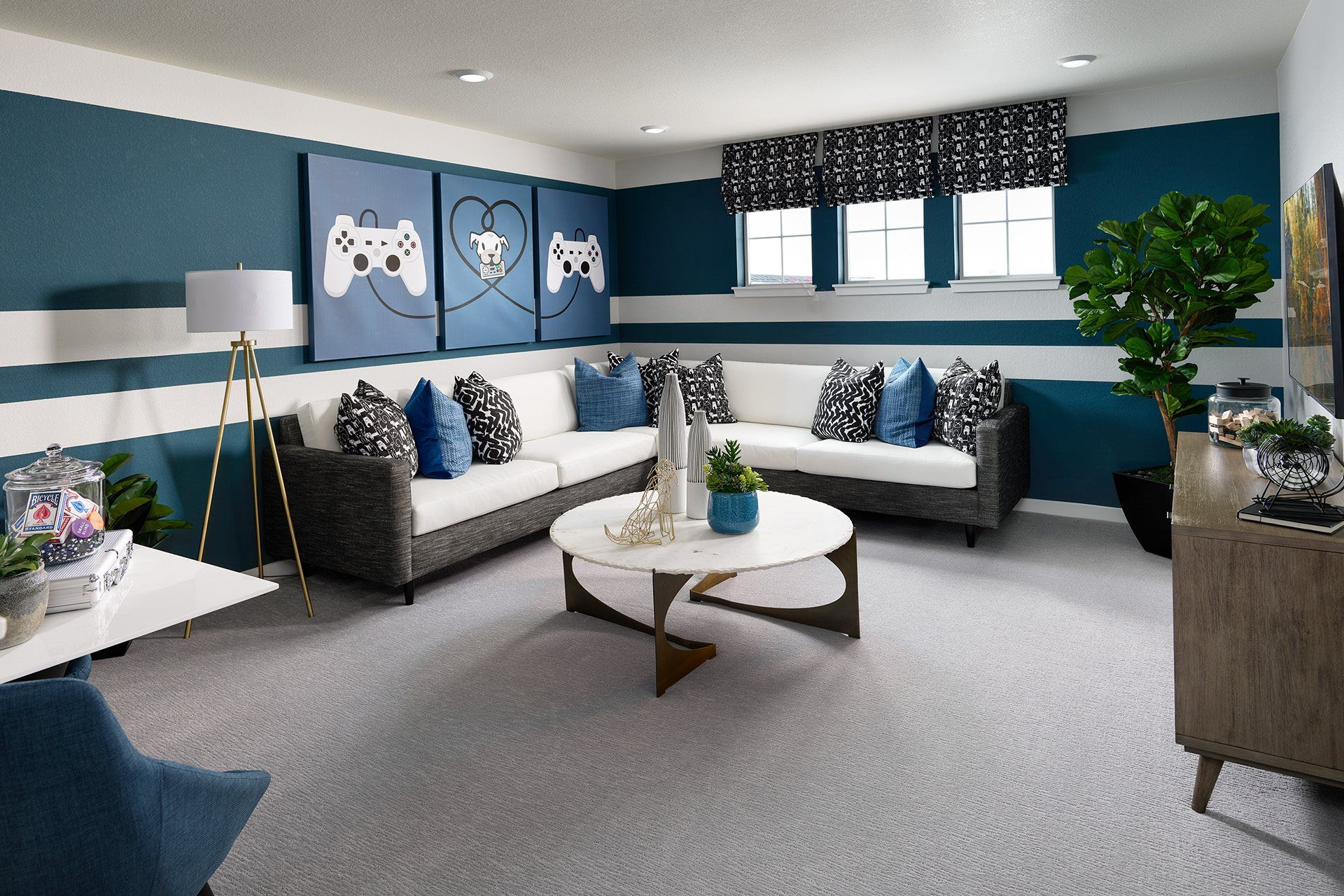 Living Area featured in the Chelton By Lennar in Denver, CO