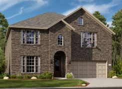 Sunstone w/ Media Standard - Fireside Park: Denton, Texas - Lennar