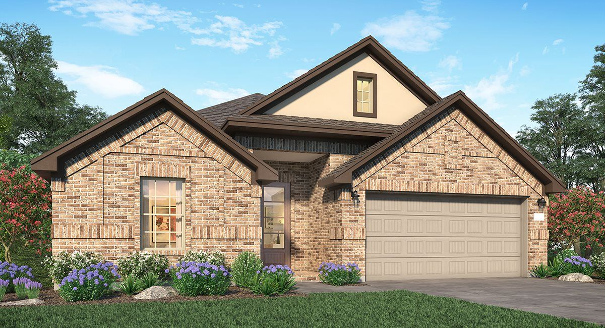 Exterior featured in the Russo II By Lennar in Houston, TX