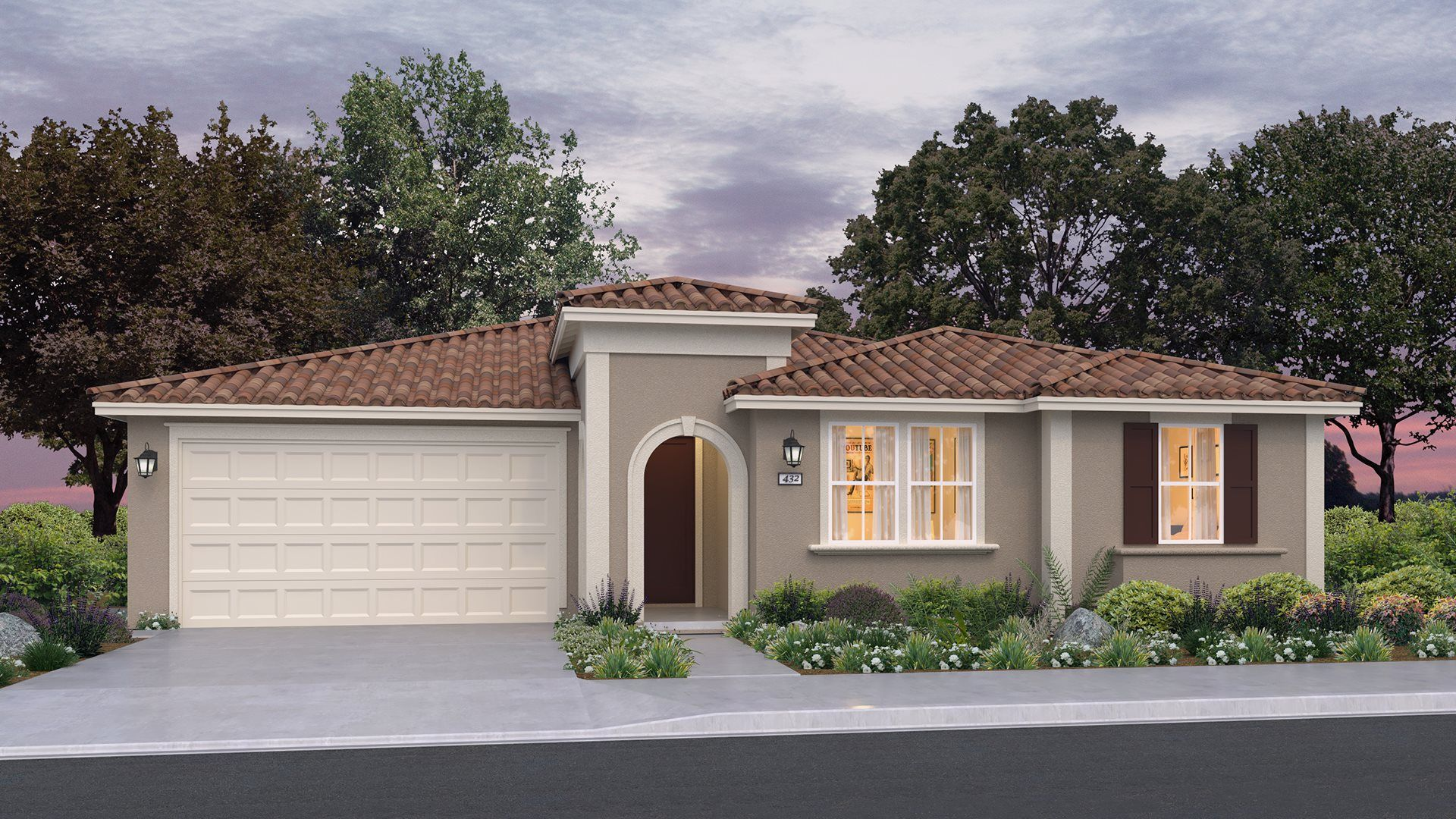 Exterior featured in the Residence One By Lennar in Riverside-San Bernardino, CA