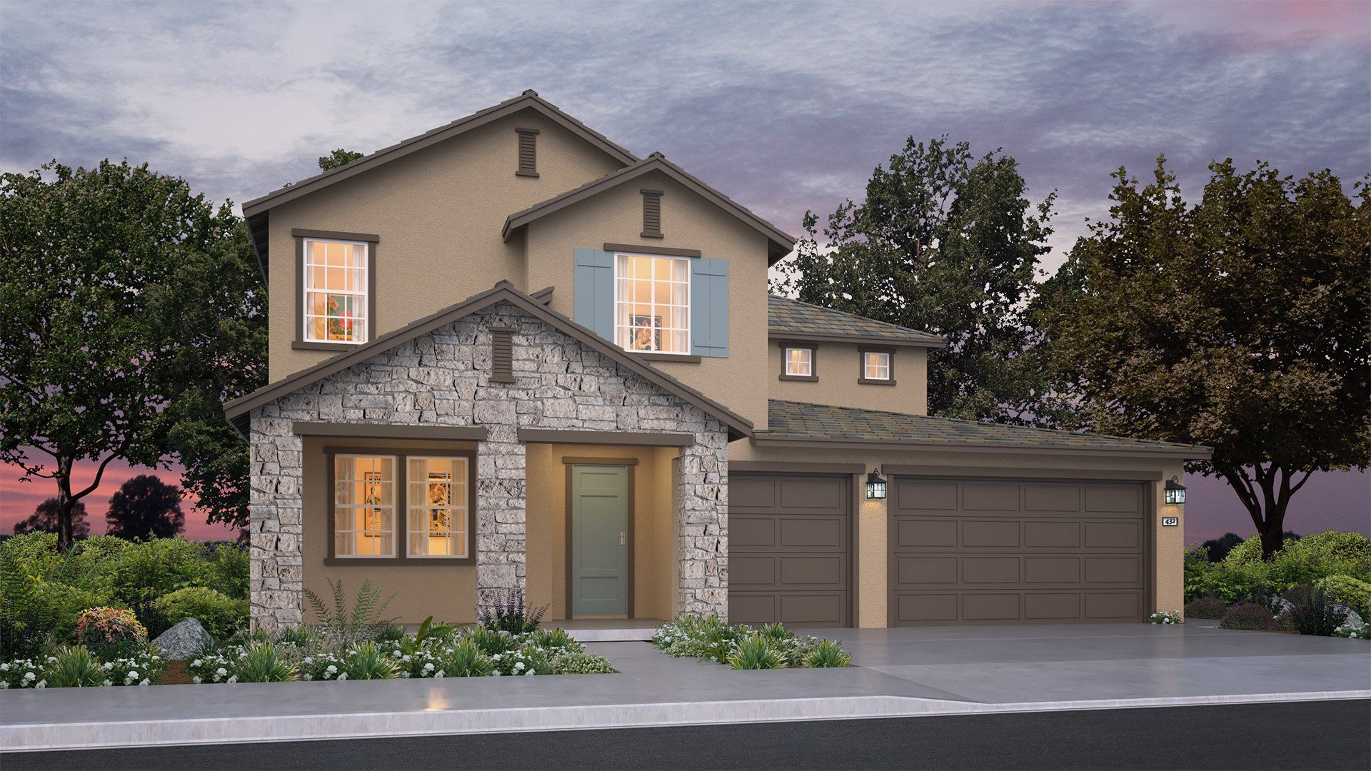 'Sierra Bella - Crescendo' by Lennar - Inland Empire in Riverside-San Bernardino