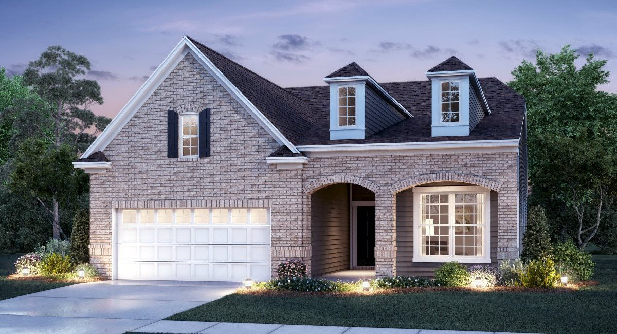 Exterior featured in the Bliss By Lennar in Greenville-Spartanburg, SC