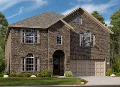 Sunstone w/ Media - Preserve at Honey Creek Brookstone: McKinney, Texas - Lennar