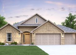 Rosso - Johnson Ranch - Brookstone II Signature & Westfield: Bulverde, Texas - Lennar