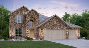 Terrazzo - Johnson Ranch - Brookstone II Signature & Westfield: Bulverde, Texas - Lennar